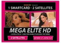 Redlight Mega Elite HD Plus Astra/Hotbird 19 Channel