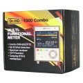 Dr HD 1000 Combo Meter with DVB-S/S2, DVB-T/T2 and CCTV