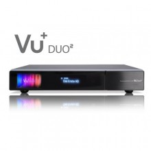 VuPlus Duo 2 Full HD 1080p 2xDVB-S2 Twin Tuner Linux PVR Ready