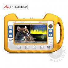 Promax HD Ranger+ TV & Satellite Signal Analyser