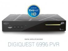 Digiquest 6996 PVR Tivusat HD Receiver