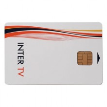Inter TV Russia Smartcard