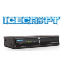 IceCrypt S2000CCI with Conax Slot and Twin Common Interface