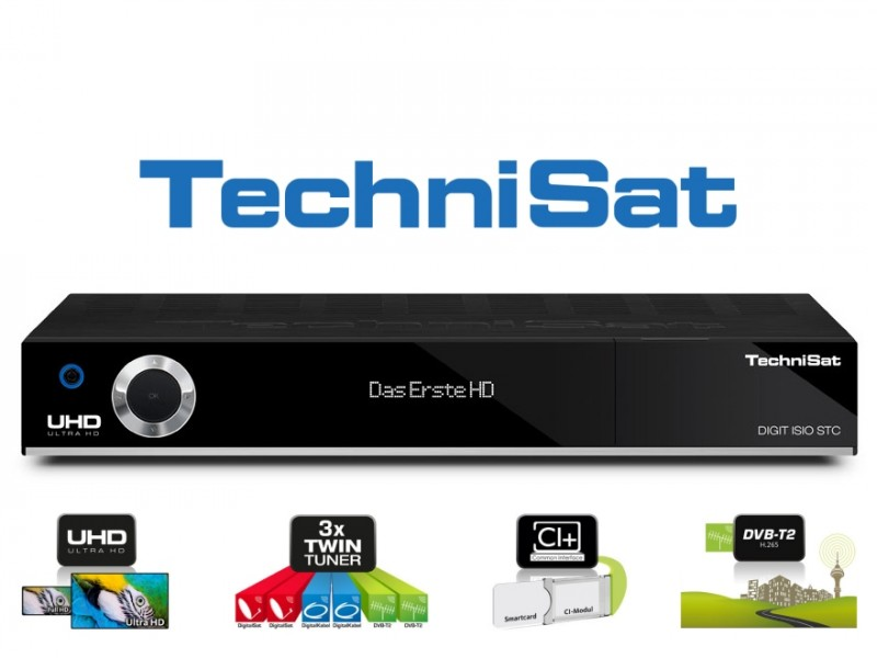 technisat digit isio stc uhd 4k triple tuner digital receiver. Black Bedroom Furniture Sets. Home Design Ideas