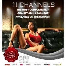 Satisfaction TV 11 Channel Hotbird