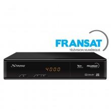 Fransat SRT-7405 Official Fransat HD Set Top Box