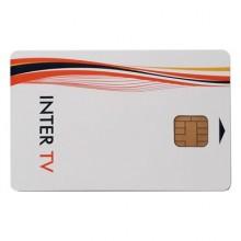 Inter TV Russia Smartcard