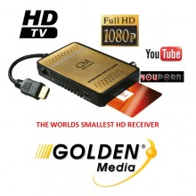 Golden Media Wizard HD Class