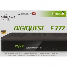 Digiquest F777 High Definition Digital Satellite Receiver