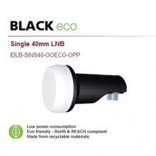 Inverto Black Eco 0.1dB Single Output LNB