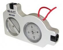 SAC NS 1620 Professional Inclinometer + Compass V2