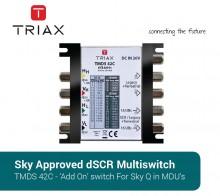 Triax TMDS-42C