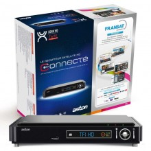 Aston Xena HD Twin Connect Fransat