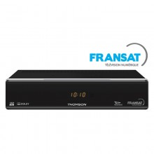 Thomson THS805 Official Fransat HD Set Top Box