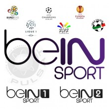 be In Sport - Two Channel Sports Package via Eutelsat at 5 West