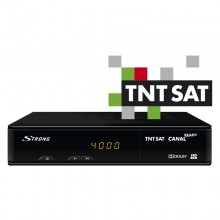 Strong SRT-7404 Official TNT SAT HD Set Top Box