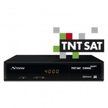Strong SRT-7404 Official TNT SAT HD Set Top Box