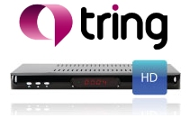 Tring TV Official HD Set Top Box HDS2P