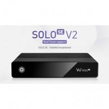 VU+ SOLO SE V2 (BLACK)