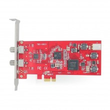TBS6903 Professional Dual Tuner Satellite PCIe Card with EUMETcast