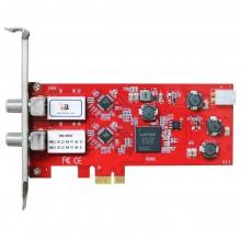 TBS6902 DVB-S2 Dual Tuner HD Satellite PCI-E Card