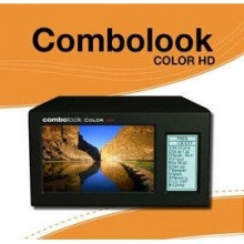 Combolook Color HD DVB-S2 / DVB-T2 Spectrum Analyer by Emitor Sweden