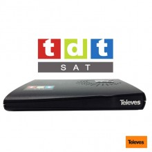 Official TDT SAT Televes Receiver and Card