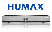Humax iCord Evolution Quad Tuner High Definition Satellite Home Media Server 1TB