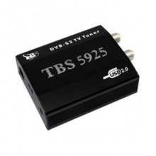 TBS5925 USB DVB-S2 Professional Satellite Box with Blind Scan