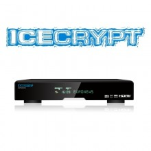 Icecrypt S3750 CHD Twin Tuner HD Satellite plus HD Terrestrial