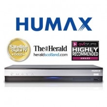 Humax HDR-2000T 1TB Award Winning Freeview+ HD TV Recorder