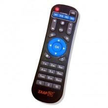 Zaap TV HD709N Original Remote Control