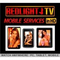 Redlight TV Mobile in HD 4 Channel 12 Months
