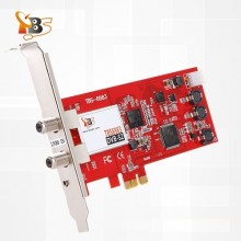 TBS6983 Dual Tuner HD Satellite PCI Express Card with Blind Scan