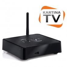 Kartina Like TV / DVB-T2 HD Set Top Box by Dune