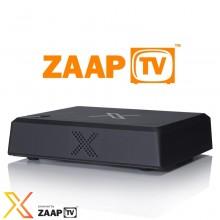Zaap TV X with Zaap TV Go