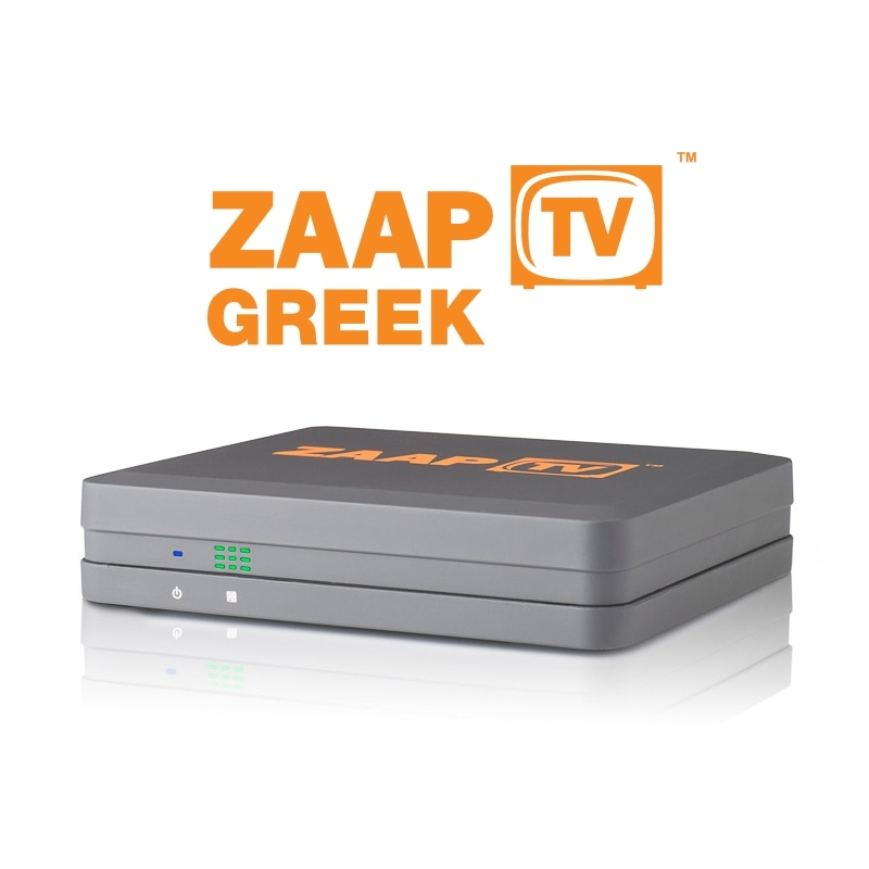 Greek Zaap TV cypriot