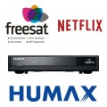 Humax HB-1000S Freesat HD Set Top Box