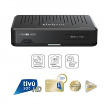 i-CAN 3900S HD Tivusat