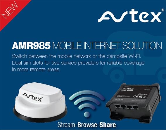 AVTEX AMR985