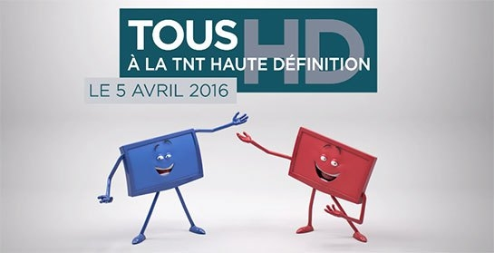 French HD Switchover