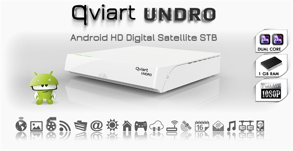 Qviart Undro Android HD
