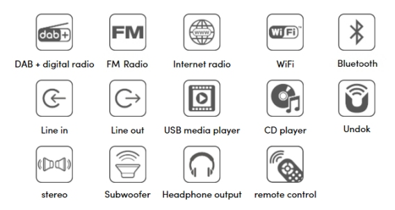 Revo SuperCD Features