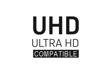 UHD Compatible