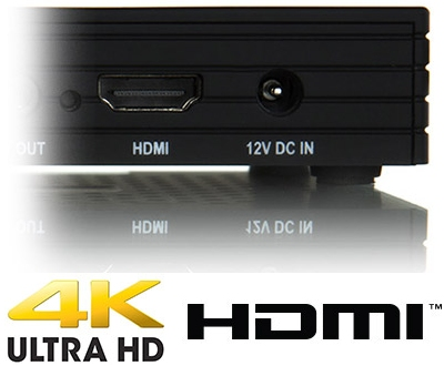 Zaap TV HD609N with 4K UltraHD