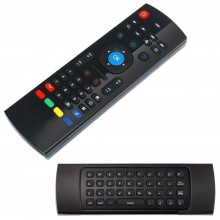 AirMouse IR + 2.4GHz Wireless Qwerty Remote