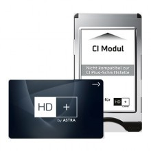 HD+ Germany by Astra CAM and Card