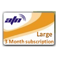 ATN 3 Month Renewal Code Large Package