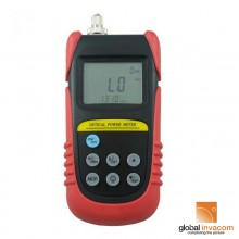 Global Invacom Optical Power Meter - Light Meter