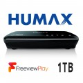 Humax FVP-5000T 1TB Smart Freeview Play HD TV Recorder